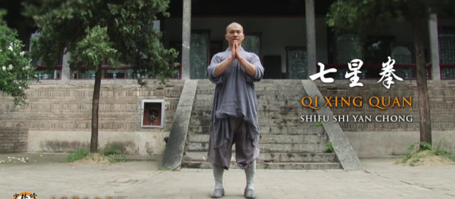 New Video – Qi Xing Quan