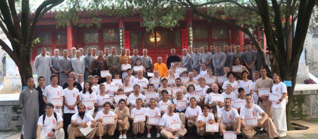 Shaolin Xiu China Trip 2018 Photos